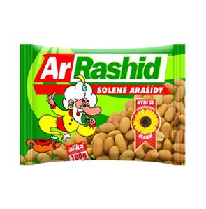 ArRashid arašídy