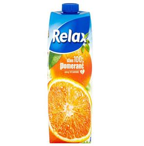 Relax 100% Pomeranč